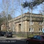 Ehemaliges Atelierhaus von Arno Breker im Käuzchensteig in Berlin-Dahlem von Hans Freese, Gesamtansicht