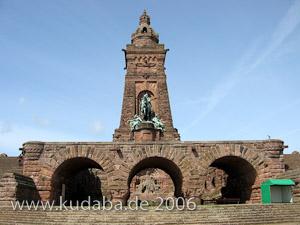 Kyffhäuser-Denkmal, Gesamtansicht