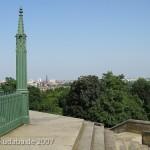 Kreuzberg-Denkmal, Fernsicht vom Denkmal aus