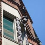Gebäude Bundesallee 86 - 88 in Berlin-Schöneberg, für die Askania-Werke von Hans Altmann in den Jahren 1918-1919 und 1934-1935 im expressionistischen Stil errichtet.