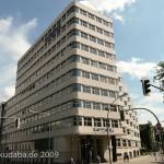 Ehemaliges Shell-Haus in Berlin-Tiergarten von Emil Fahrenkamp von 1930 - 1932 im Stil der Neuen Sachlichkeit, Gesamtansicht