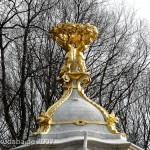 Musiker-Denkmal im Großen Tiergarten in Berlin-Tiergarten von Rudolf Siemering aus dem Jahr 1904, Detailansicht