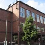 Gebäude Rüdesheimerstraße 54 - 56 in Berlin-Wilmersdorf von Max Taut und Franz Hoffmann aus den Jahren 1928 - 1930