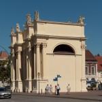 """""""Kleines Brandenburger Tor"""" in Potsdam, Gesamtansicht"""