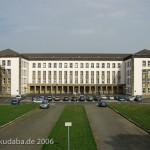 Bundessozialgericht in Kassel, Gesamtansicht