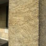 Bundessozialgericht in Kassel, Detailansicht vom Material