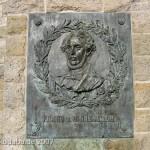 Porträtrelief von Franz von Dingelstedt