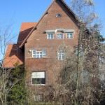 Haus Auhagen in Berlin-Dahlem von Heinrich Lassen in Gesamtansicht