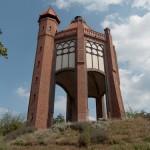 Bismarckturm in Rathenow, Gesamtansicht