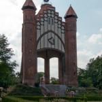 Bismarckturm in Rathenow, Gesamtansicht von Osten aus gesehen