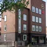 Haus Hüttenstraße 18 in Sangerhausen im Stil des Expressionismus von 1932, Gesamtansicht