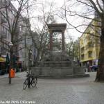 St. Georg-Brunnen in Berlin-Charlottenburg (1/41)