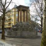 St. Georg-Brunnen in Berlin-Charlottenburg (3/41)