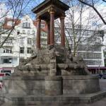 St. Georg-Brunnen in Berlin-Charlottenburg (5/41)