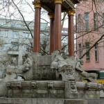 St. Georg-Brunnen in Berlin-Charlottenburg (9/41)