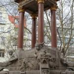 St. Georg-Brunnen in Berlin-Charlottenburg (10/41)