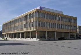 Gesamtansicht der Fachhochschule Potsdam.