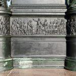 Denkmal Freiherr vom Stein von Hermann Schievelbein in Berlin-Kreuzberg von 1872